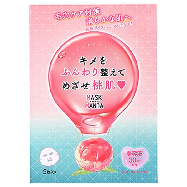 マスクマニア美容液シートマスク MM / 本体 / 30ml×5