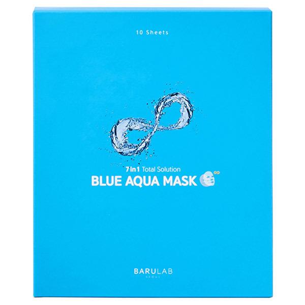 BLUE AQUA MASK / 10枚入 300g