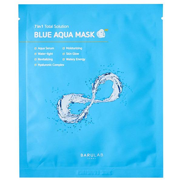 BLUE AQUA MASK / 1枚 30g / 本体