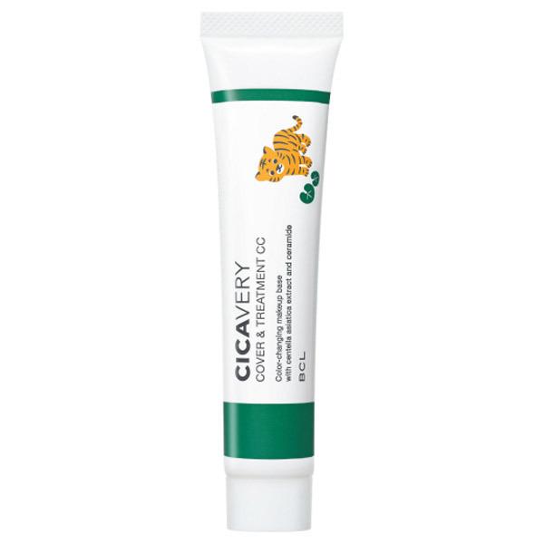 カバー&トリートメントCC GR / 30g / オーガニックラベンダーの香り