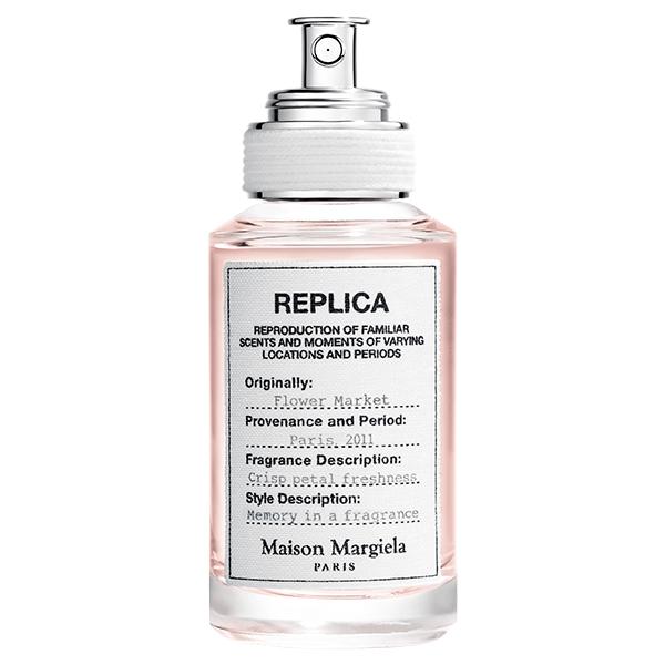レプリカ オードトワレ フラワー マーケット / 本体 / 30ml / フローラルグリーン