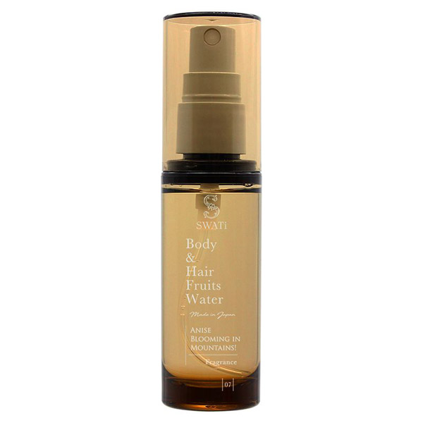 Body&Hair Fruits Water(Anise blooming in Mountains!) / 本体 / 50ml