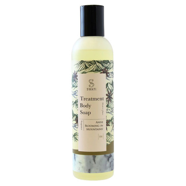 Treatment Body Soap(Anise blooming in Mountains!) / 本体 / 250ml