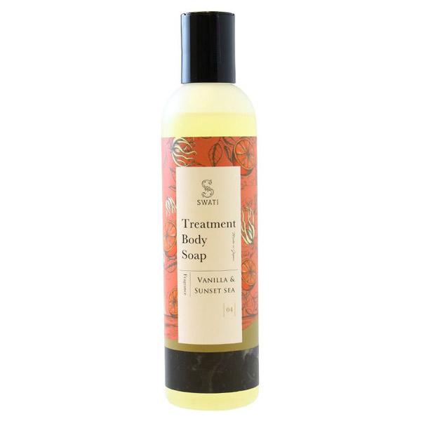 Treatment Body Soap(Vanilla & Sunset sea) / 本体 / 250ml