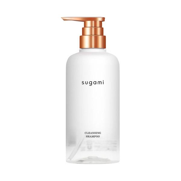 クレンジング シャンプー / 本体 / 440g / 透明感のあるジャスミン&ベルガモットの香り