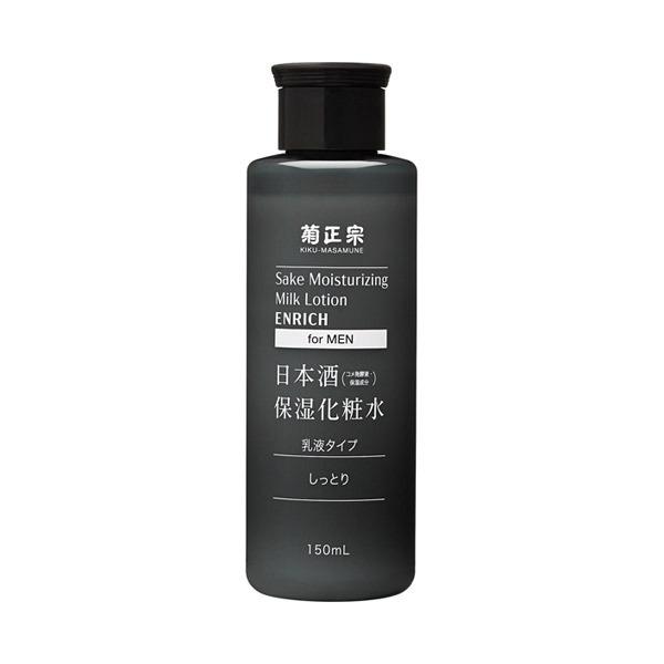日本酒保湿化粧水 しっとり 男性用 / 150ml