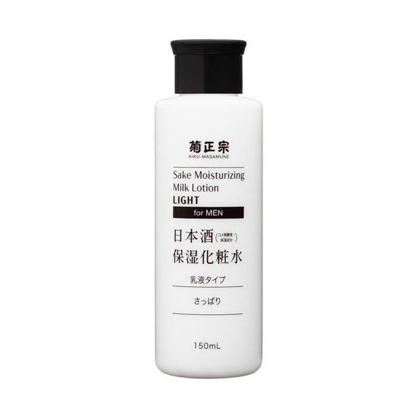 日本酒保湿化粧水 さっぱり 男性用 / 150ml