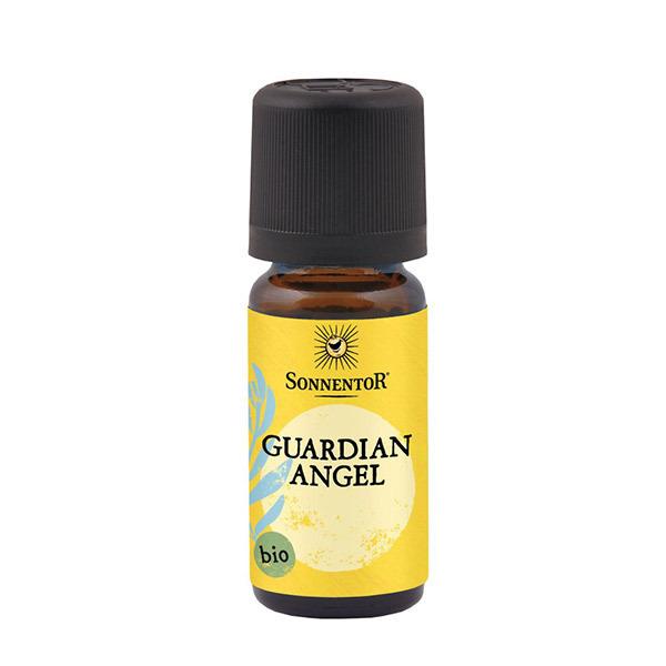 オーガニック エッセンシャルオイル 守護天使 / 本体 / 10ml / 気分が軽やかになるフローラルな香り