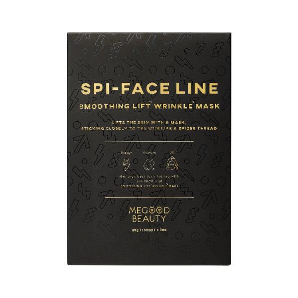 SPI-FACE LINE SMOOTHING LIFT WRINKLE MASK 5EA / 25g