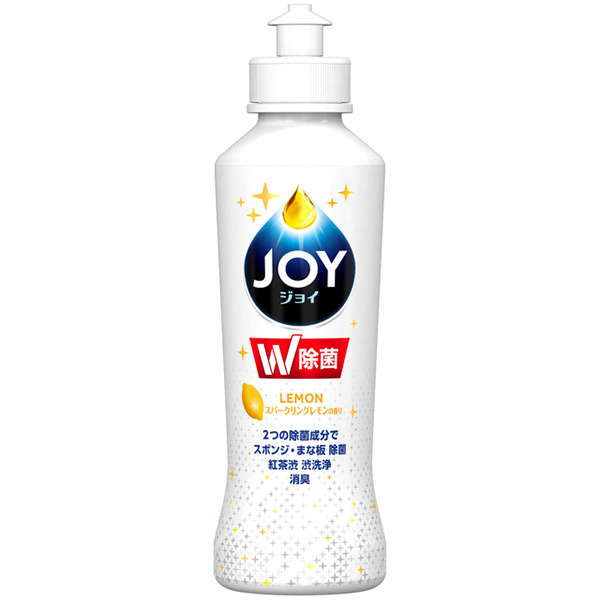 除菌ジョイ コンパクト / 本体 / 175ml / スパークリングレモンの香り