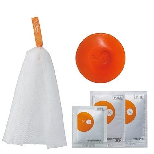 ケイクリアソープセット / 80g / さっぱり / ラベンダー・オレンジ