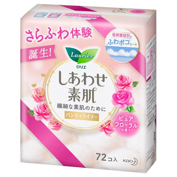 しあわせ素肌パンティライナー / 72個