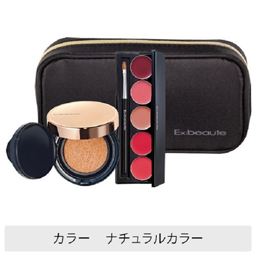 Exbeaute winter collection / SPF50+ / PA++++ / 本体 / ナチュラルカラー