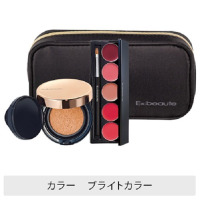 Exbeaute winter collection / SPF50+ / PA++++ / ブライトカラー / 本体