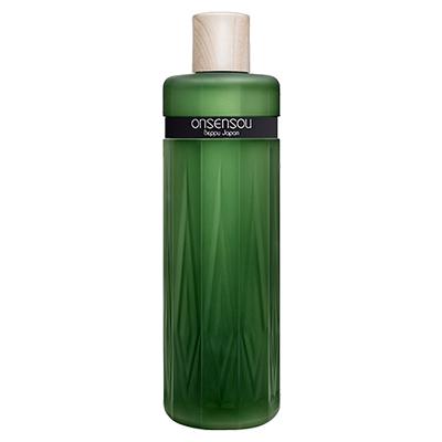 温泉藻配合頭皮ケアシャンプー / 本体 / 清涼感があり爽やか / ワイルドブルーベール