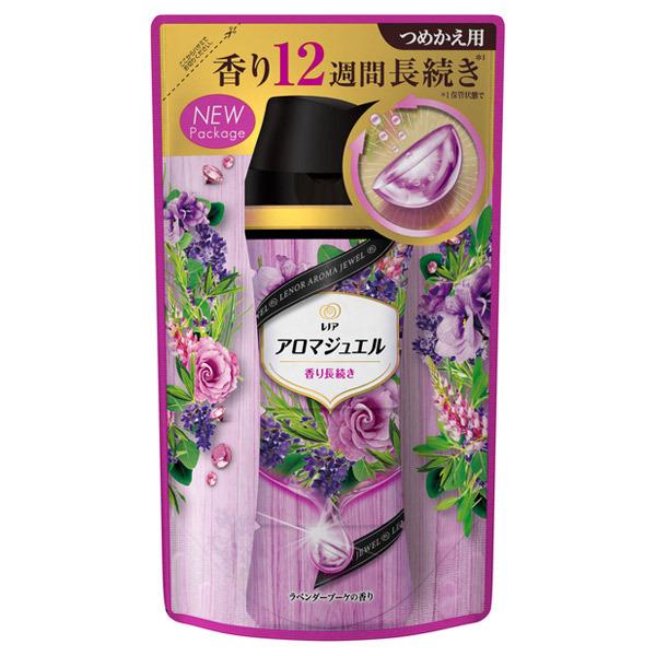 レノア ハピネス アロマジュエル ラベンダーブーケの香り / 詰替 / 455ml / ラベンダーブーケの香り