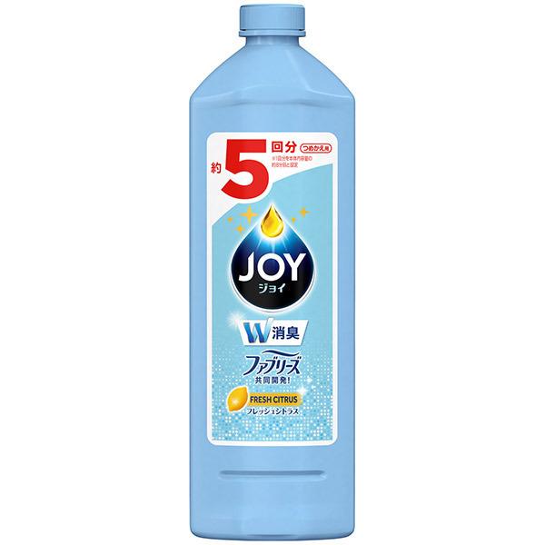 ジョイ コンパクト W消臭 / 詰替 / 700ml / フレッシュシトラスの香り