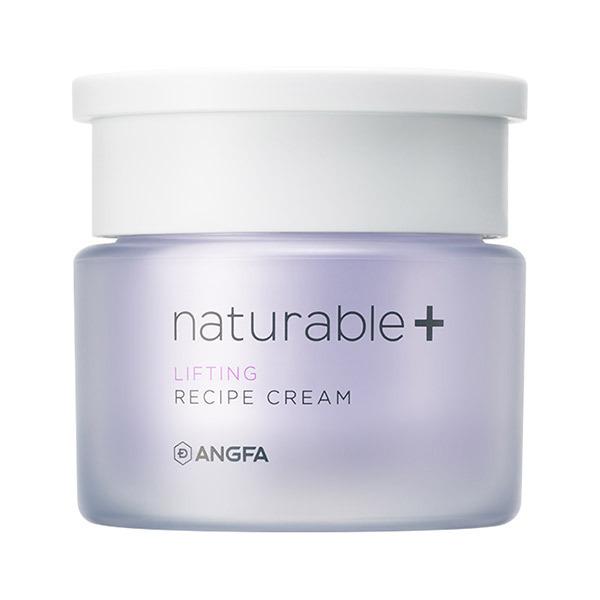 ナチュラブルプラス レシピクリーム リフティング / 50g / ほのかなさくらの香り