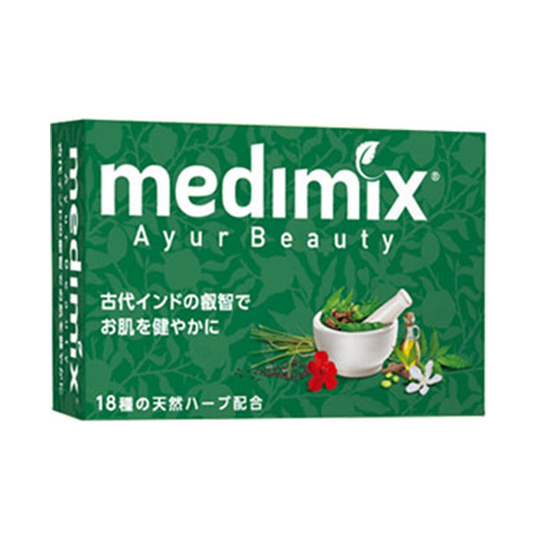 アロマソープグリーン / 本体 / さっぱりした洗い上がり / 爽やかなハーブの香り