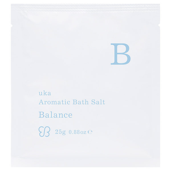 uka Aromatic Bath Salt Balance
