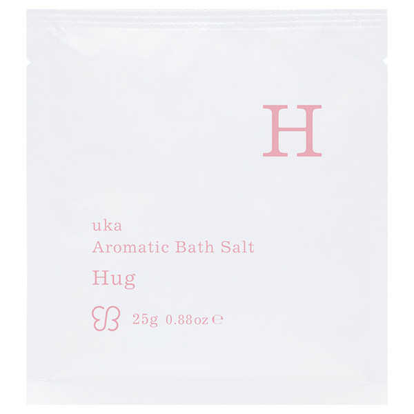 uka Aromatic Bath Salt Hug