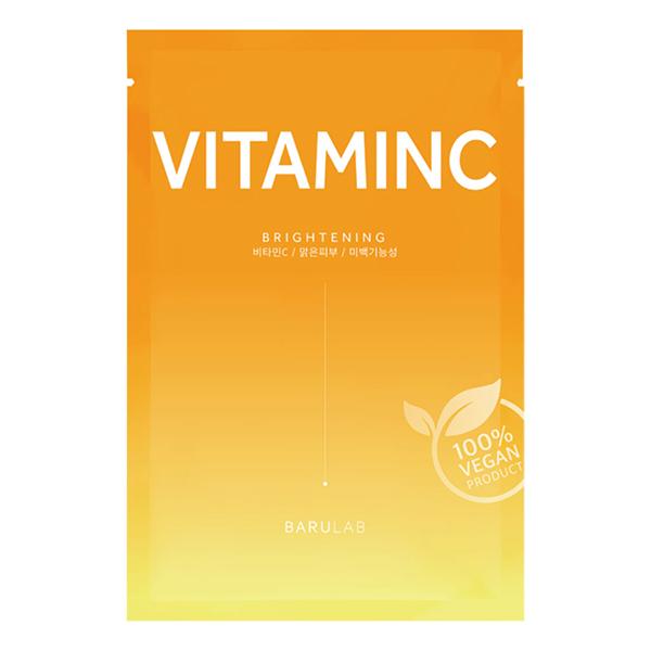 The Clean Vegan Mask Vitamin C