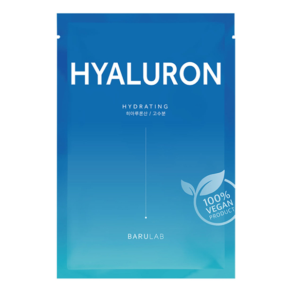 The Clean Vegan Mask Hyaluron