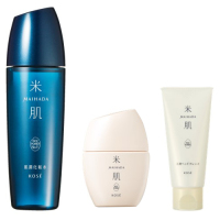 【@cosme SHOPPING限定】肌潤化粧水&米肌人気アイテムセット