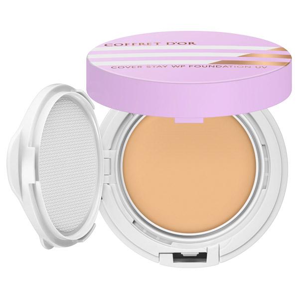 【数量限定】カバーステイWPファンデーションUV / SPF33 / PA+++ / 01 明るめの肌の色 / 11g / 無香料