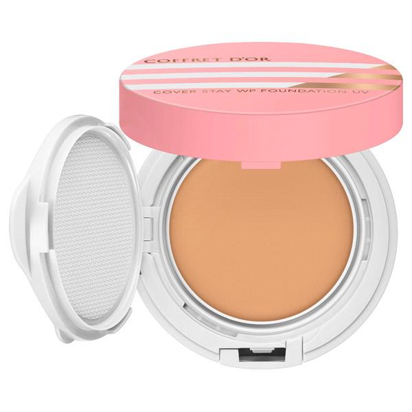 【数量限定】カバーステイWPファンデーションUV / SPF33 / PA+++ / 03 健康的な肌の色 / 11g / 無香料