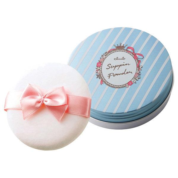 すっぴんパウダーB アップルミントの香り / 26g / 本体 / アップルミントの香り