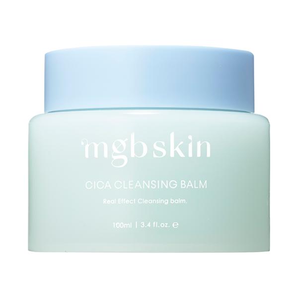 mgb skin CICA CLEANSING BALM / 100ml / 本体、箱、スパチュラ