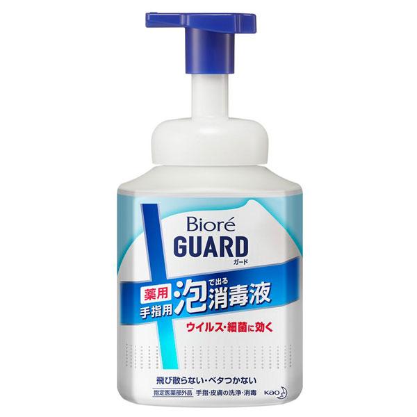 ビオレガード 薬用泡で出る消毒液 / 420ml / 本体 / 無香料