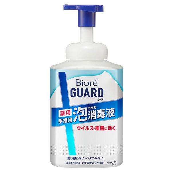 ビオレガード 薬用泡で出る消毒液 / 700ml / 本体 / 無香料